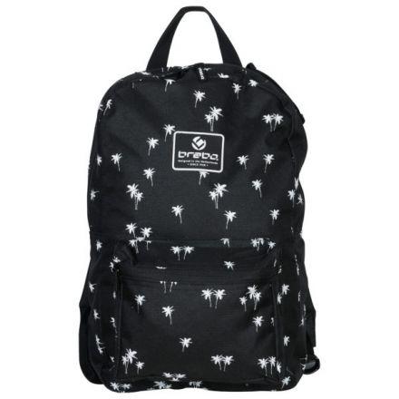 BRABO Backpack Storm Palms Black