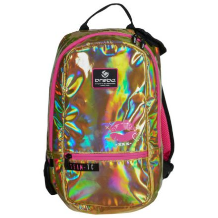 BRABO Backpack Mirror Kiss Green/Ora