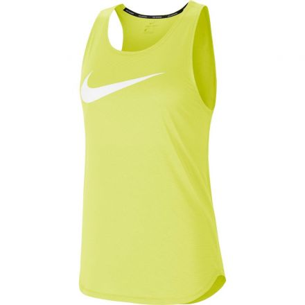 NIKE Running Top Dames Groen