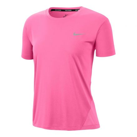 NIKE Miler Top Dames Roze