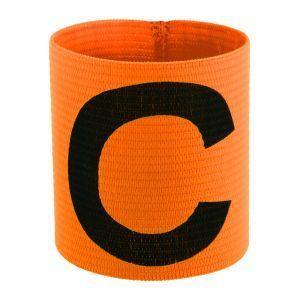 STANNO Aanvoerdersband Oranje/Zwart