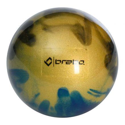 BRABO Swirl Hockeybal Goud