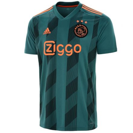 ADIDAS Ajax Away Shirt 2019/20 Kids