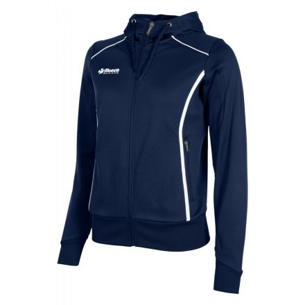 REECE Core TTS Hooded FZ Ladies Navy