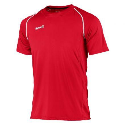 REECE Core Shirt Unisex Rood