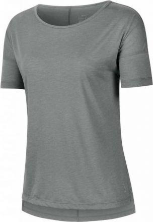 NIKE Dry Layer Shirt Dames Grijs