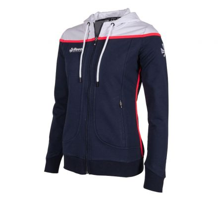 REECE Varsity Hooded Sweat FZ Ladies