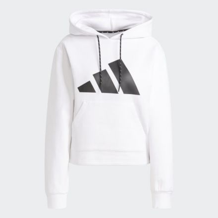 ADIDAS Short Relaxed Hoodie Dames