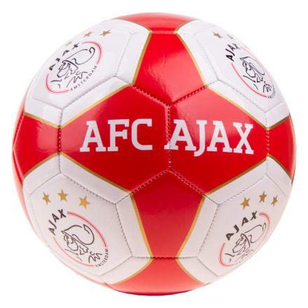 AJAX Voetbal Mini Rood Est. 1900