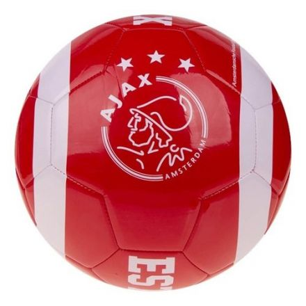 AJAX Voetbal Rood/Wit Est.1900