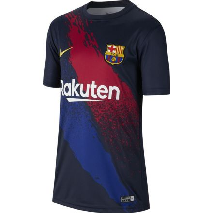 NIKE FC Barcelona Trainingshirt Kids