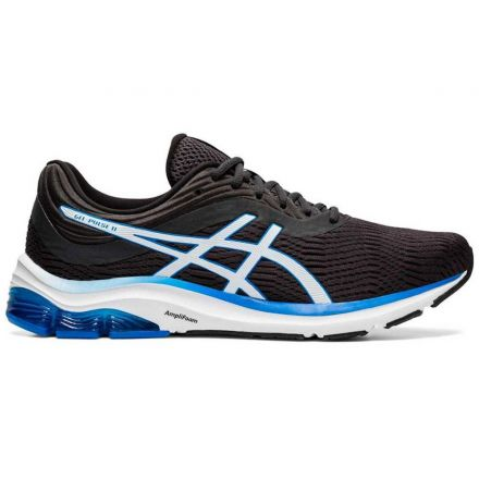 ASICS Gel-Pulse 11 Zwart/Blauw Men's