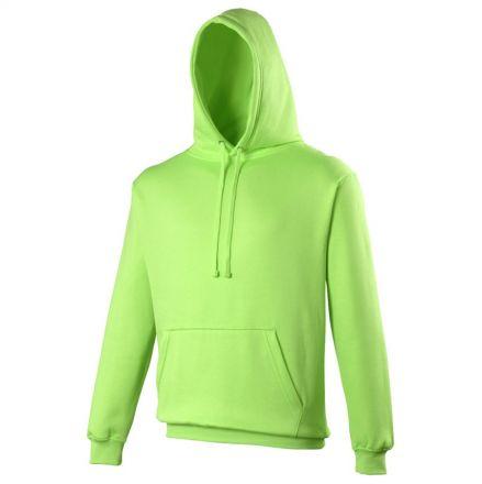 Hoodie Electric Groen