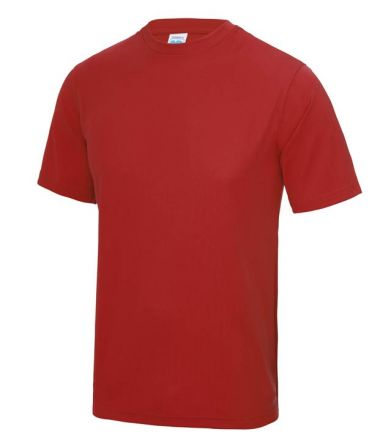 Sportshirt Rood Junior