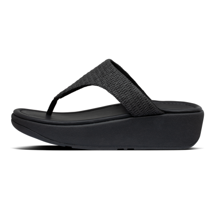 FITFLOP Imogen Slipper Black