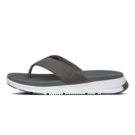 FITFLOP Sporty Slipper Antheracite