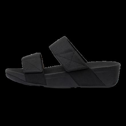 FITFLOP Mina Shimmer Slide Black