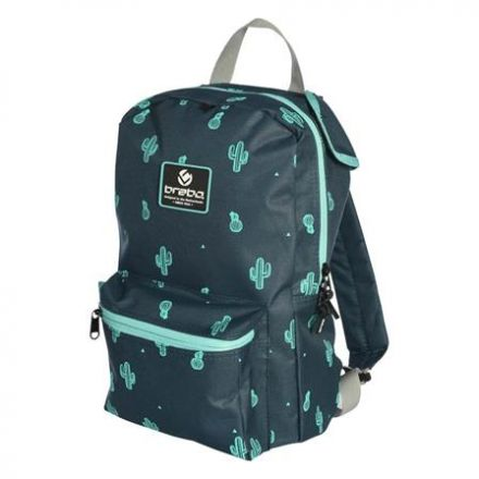 BRABO Backpack Cactus Navy/Mint