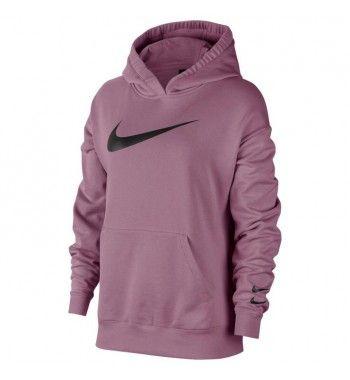 NIKE Sportswear Hoodie Roze Dames