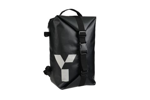 Y1 Explore Backpack Black