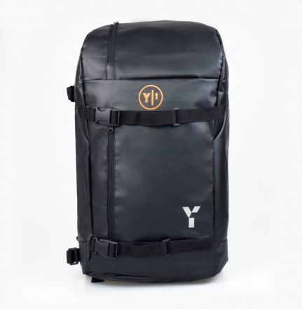 Y1 Ranger Backpack Black