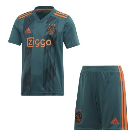 ADIDAS Ajax Away Mini Set 2019/20