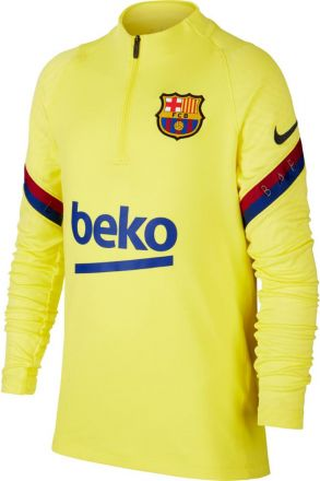 NIKE FC Barcelona Drill Top Jr.