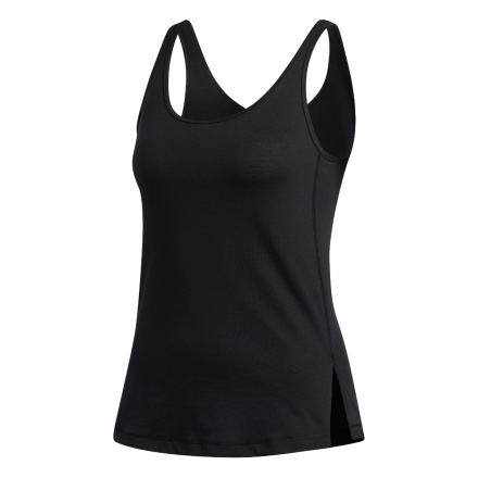 ADIDAS Go To Tank Top Zwart Dames