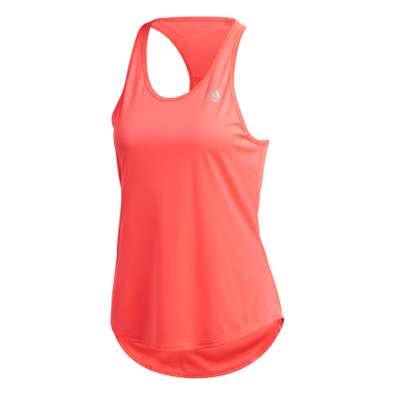 ADIDAS Run It 3-S Tank Top Roze