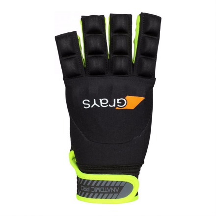 GRAYS Anatomic Pro Glove Zwart/Geel