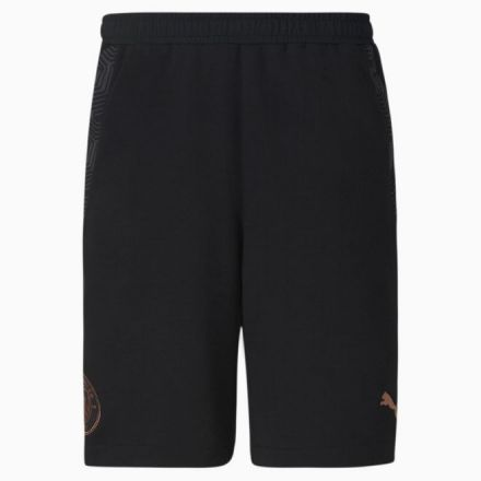 PUMA Man City Trainingsshort Zwart