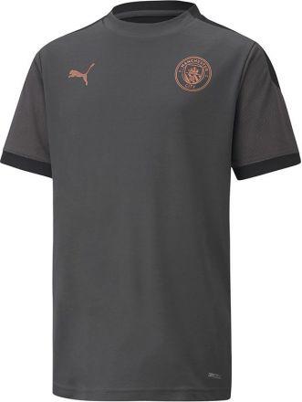 PUMA Man City Trainingsshirt Jr.