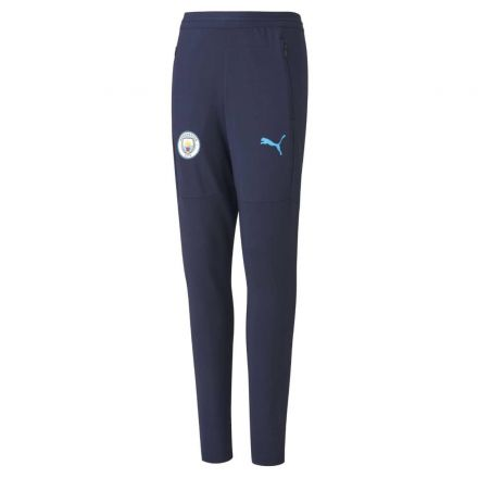 PUMA Man City Trainingpant Navy Jr.