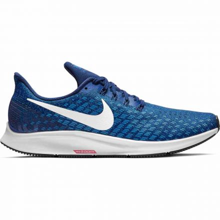 NIKE Air Zoom Pegasus 35 Blauw Men's