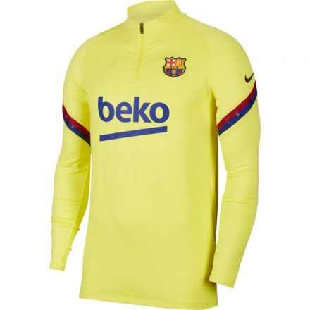 NIKE FC Barcelona Strike Drill Top