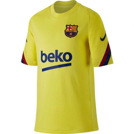 NIKE FC Barcelona Trainingsshirt Jr.