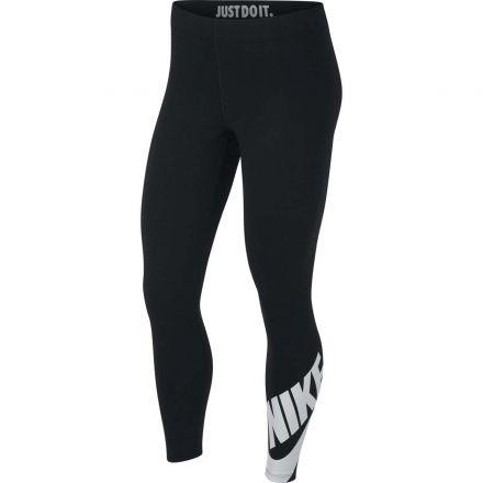 NIKE Sportswear Leg-A-See Zwart/Wit