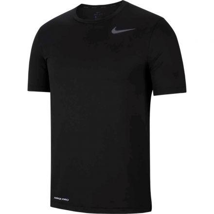 NIKE Pro T-Shirt Zwart Men's