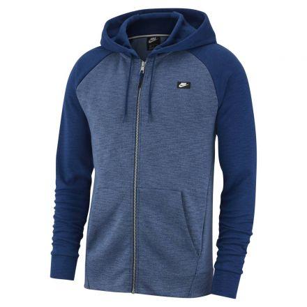 NIKE Optic Fleece Vest Men's Blauw