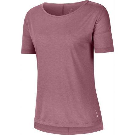 NIKE Dry Layer Shirt Dames Roze