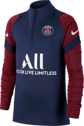 NIKE PSG Strike Drill Top Jr.