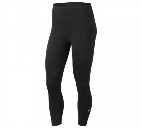 NIKE All-In Cropped Tight Zwart