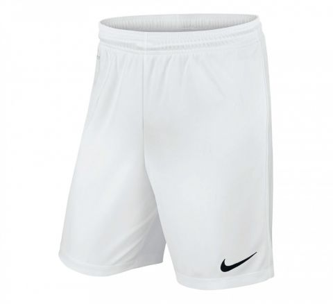 NIKE Park II Knit Short Wit