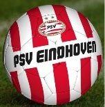 PSV Voetbal Banen Rood/Wit