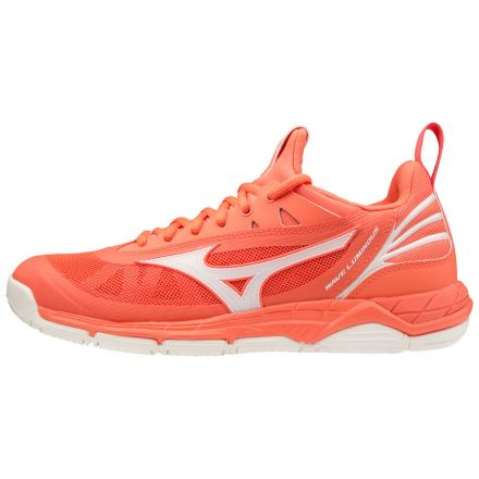 MIZUNO Wave Luminous Oranje Women's