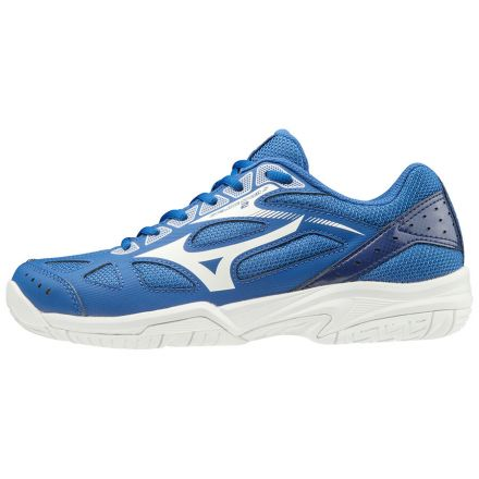 MIZUNO Cyclone Speed 2 Jr. Blauw/Wit
