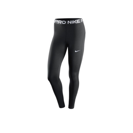 NIKE Pro Women's Tight Zwart/Wit