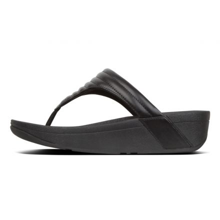 FITFLOP Lottie Padded TP Black