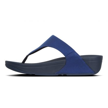 FITFLOP Lulu Shimmer TP Navy