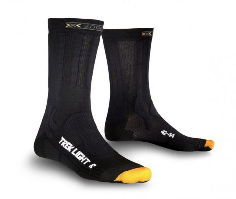 X-SOCKS Trekking Light Zwart